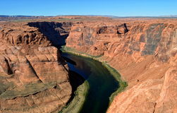 podkowa arizonan USA obraz stock