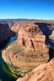 podkowa arizonan USA fotografia stock