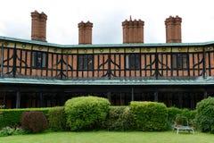 Podkowa Przyklasztorna, Windsor kasztel, Berkshire, UK fotografia stock