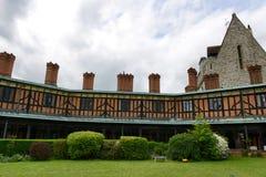 Podkowa Przyklasztorna, Windsor kasztel, UK fotografia stock