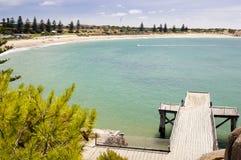 Podkowy zatoka, Południowy Australia Obraz Royalty Free