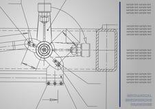 Podległy wektorowy tło Budowa maszyn ilustracji