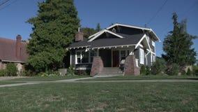 Podmiejski dom zbiory