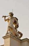 podmuchowy centaur statua róg statua Zdjęcie Stock