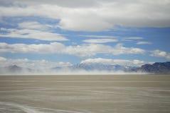 podmuchowy pustynny piasek Utah Obraz Royalty Free