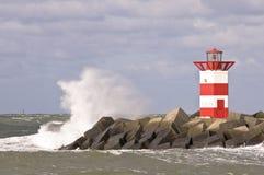 podmuchowy wiatr Zdjęcia Stock