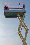 podnośnik hydrauliczny Zdjęcie Stock