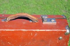 podobieństwo ścinku walizki ścieżki pojedynczy roczne Obrazy Stock