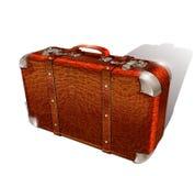 podobieństwo ścinku walizki ścieżki pojedynczy roczne Fotografia Stock