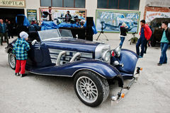 Podol, Ουκρανία - 19 Μαΐου 2016: Mercedes-Benz 540K (W24), πολυτέλεια Στοκ φωτογραφία με δικαίωμα ελεύθερης χρήσης