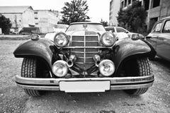 Podol, Ουκρανία - 19 Μαΐου 2016: Phillips Berlina Coupe, παλαιό vinta Στοκ Φωτογραφίες