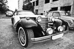 Podol, Ουκρανία - 19 Μαΐου 2016: Phillips Berlina Coupe, παλαιό vinta Στοκ Φωτογραφία
