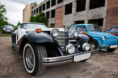 Podol, Ουκρανία - 19 Μαΐου 2016: Phillips Berlina Coupe, παλαιό vinta Στοκ εικόνες με δικαίωμα ελεύθερης χρήσης
