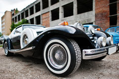 Podol, Ουκρανία - 19 Μαΐου 2016: Phillips Berlina Coupe, παλαιό vinta Στοκ φωτογραφία με δικαίωμα ελεύθερης χρήσης