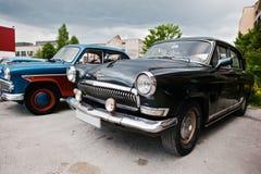 Podol, Украина - 19-ое мая 2016: Классический советский ретро автомобиль GAZ M21 Стоковые Фото