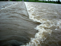 podpływowa wody Zdjęcia Royalty Free