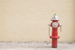 Podpala Hydrant Zdjęcie Stock