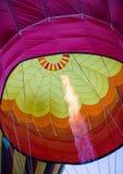 Podpala Up balon Zdjęcia Royalty Free