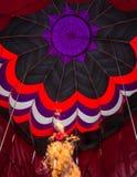 Podpala Up balon Zdjęcie Stock