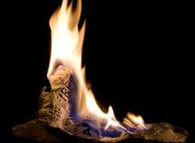 podpalający ty Obrazy Royalty Free