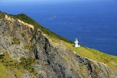 podpalane brett przylądka wyspy Fotografia Stock