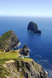 podpalane brett przylądka wyspy Obrazy Royalty Free