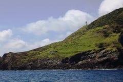 podpalane wyspy Zdjęcie Royalty Free