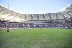 podpalanego Mandela nelsonu nowy staduim Zdjęcia Stock