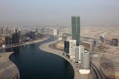 podpalany biznesowy Dubai zdjęcia stock