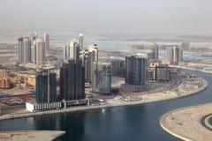 podpalany biznesowy Dubai obrazy stock