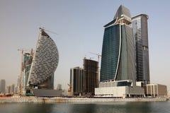podpalany biznesowy Dubai fotografia stock