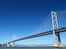podpalany bridżowy Francisco San Zdjęcia Royalty Free