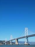 podpalany bridżowy Francisco San Zdjęcie Stock
