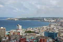 podpalany Cuba Havana Obraz Royalty Free