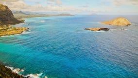 Podpalany czasu upływ Oahu zbiory wideo