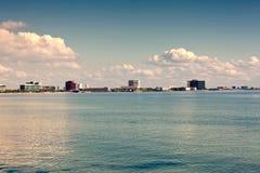 podpalany Florida Tampa Obrazy Stock