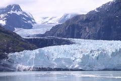 podpalany lodowiec Fotografia Royalty Free