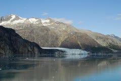 podpalany lodowiec Zdjęcie Stock