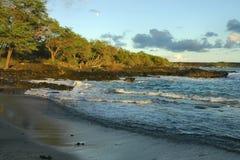 podpalany losu angeles Maui moonrise perouse fotografia royalty free