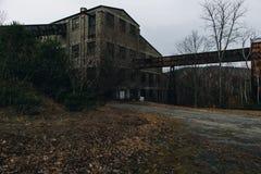 Podpalany Stan Odprasowywający Firma Żadny 7 kopalnia - Adirondack g?ry, Nowy Jork obrazy royalty free