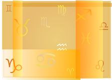 podpisz zodiaka ilustracji