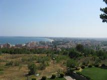 Podróż Bułgaria Pogodna plaża Fotografia Royalty Free