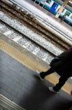podróż kolejowej zdjęcie stock