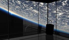 Podróż kosmiczna Zdjęcia Royalty Free