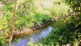 Podróż mała rzeka Obrazy Stock