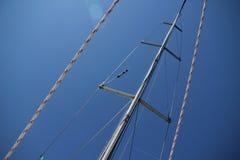 Podróż na łodzi Fotografia Stock
