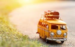 Podróż samochód dostawczy fotografia royalty free