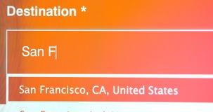 Podróż San Francisco Kalifornia usa zbiory