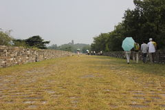 Podróż w Nanjing Obrazy Royalty Free