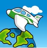 podróże lotnicze ilustracja wektor